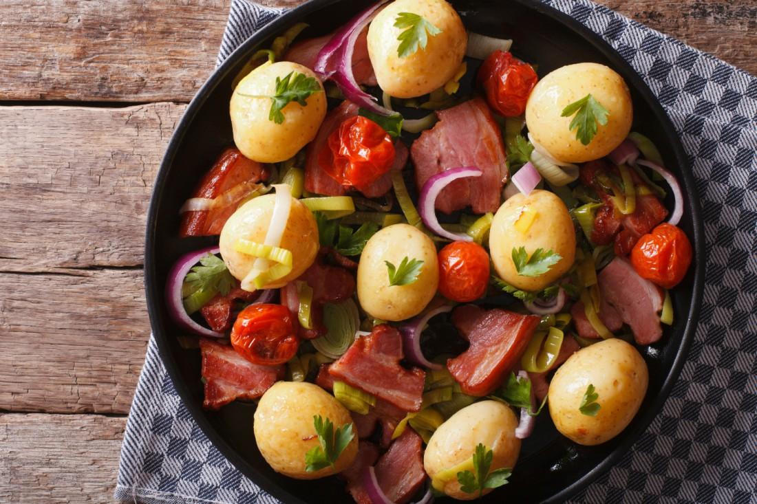 Картошка: вред и польза