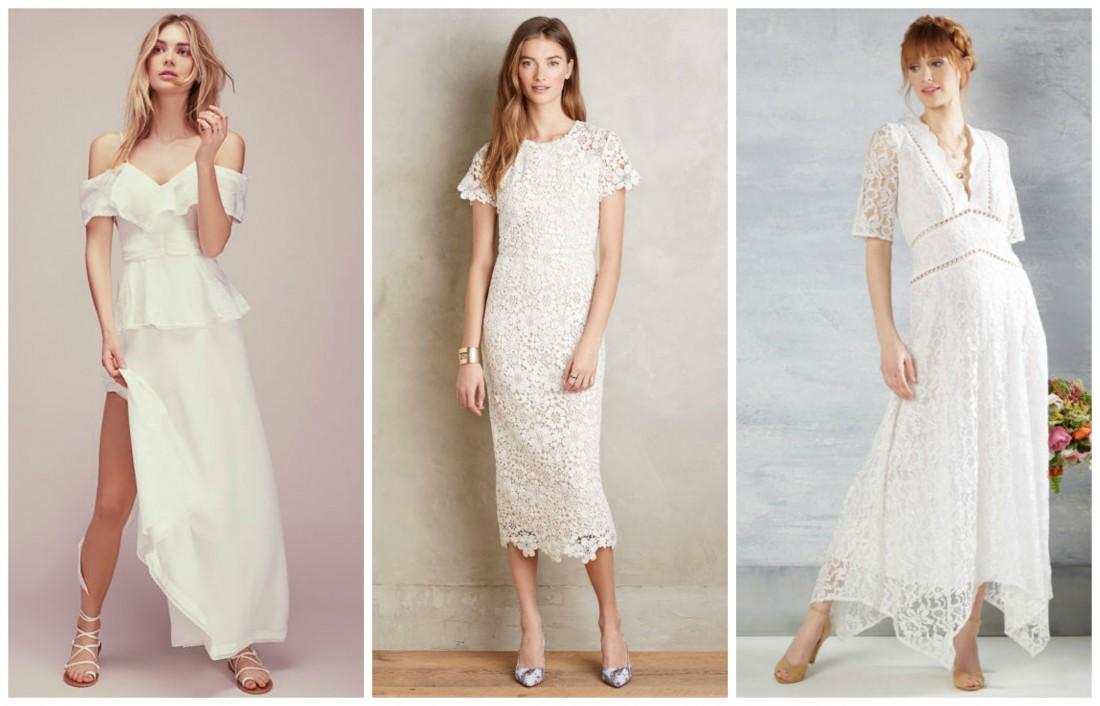 Свадебные платья на все случаи жизни