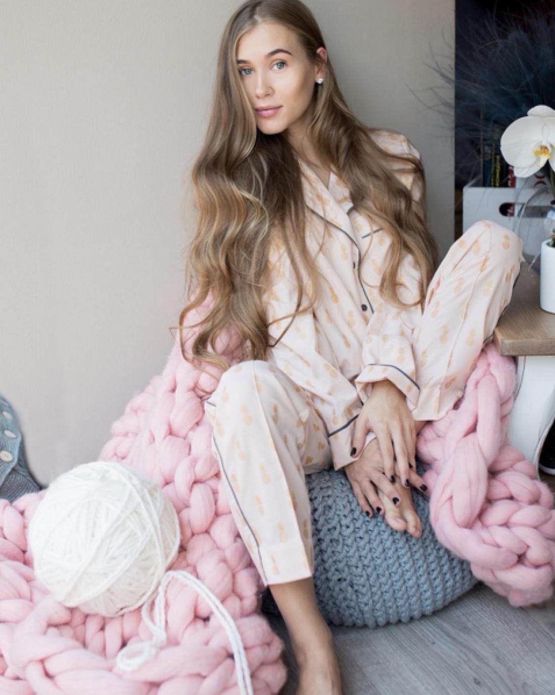 Стильная пижама от MIU