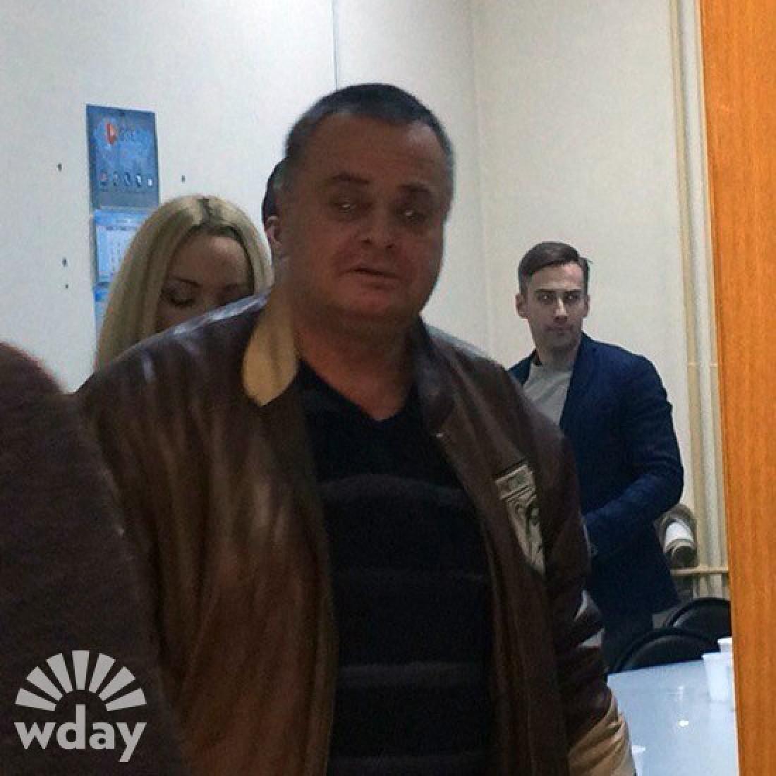 Дмитрий Шепелев и отец Жанны Фриске встретились в управе на заседании специальной комиссии