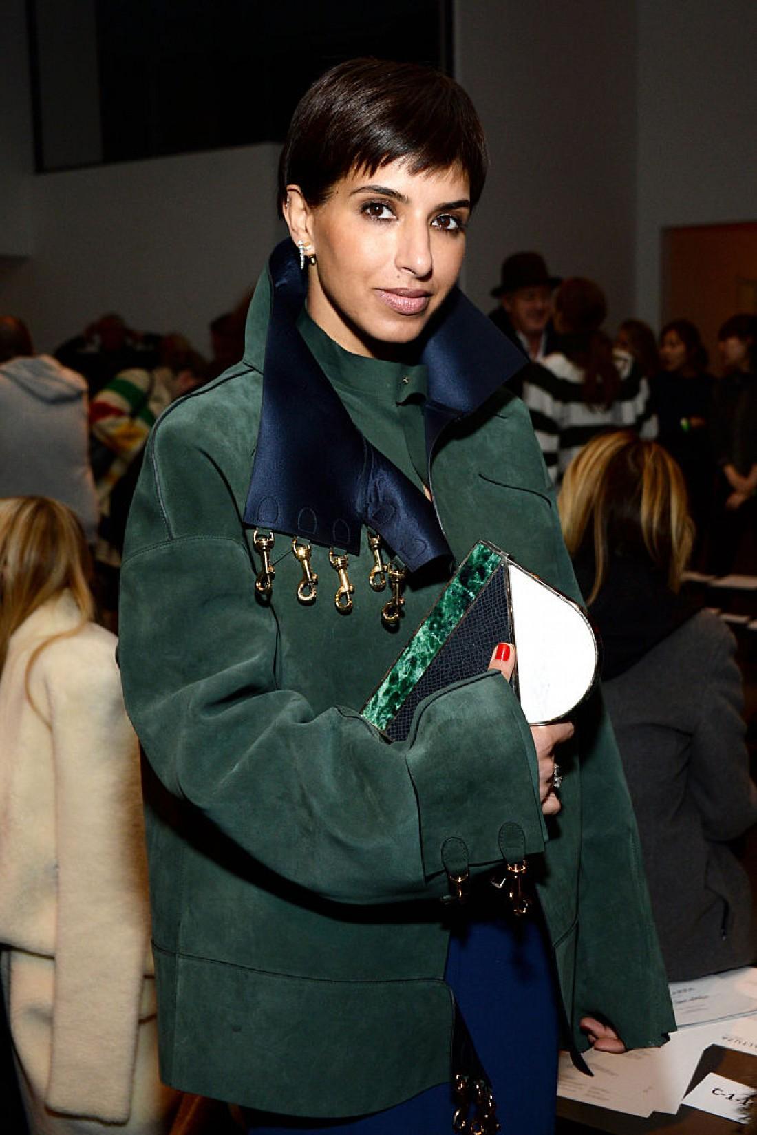 Принцесса Дина Абдулазиз является одно из самых стильных женщин Востока
