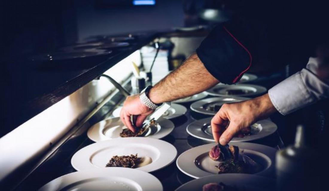 Мастер-класс по готовке