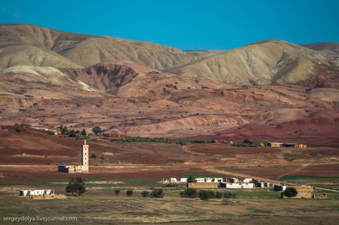 ТОП-10 причин почему стоит посетить Марокко