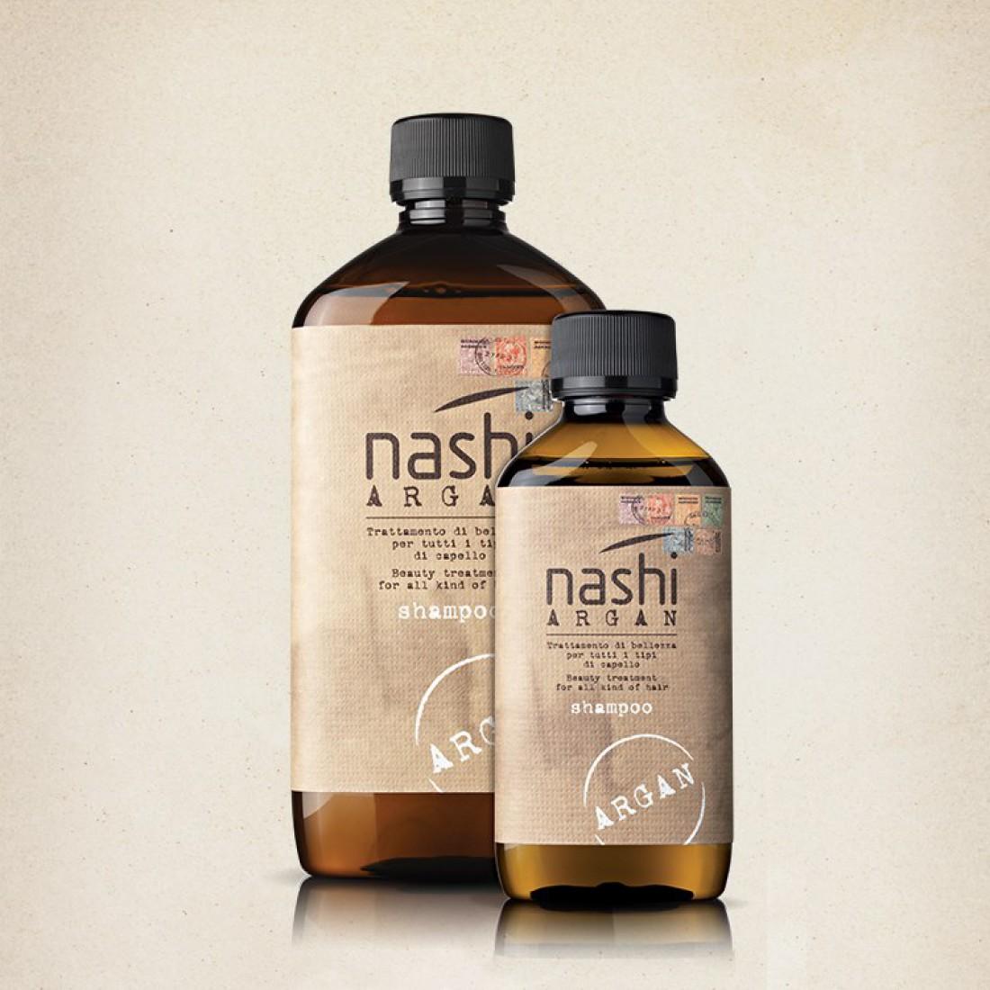 Шампунь для волос от Nashi Argan