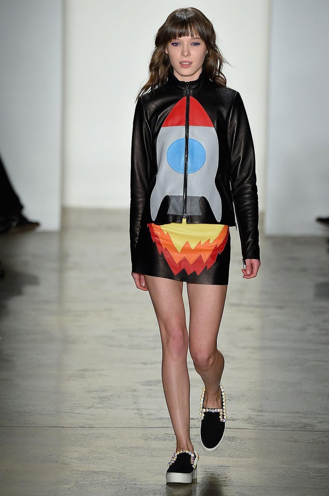 L.A.P.T.I. x Anna K на Неделе моды в Нью-Йорке
