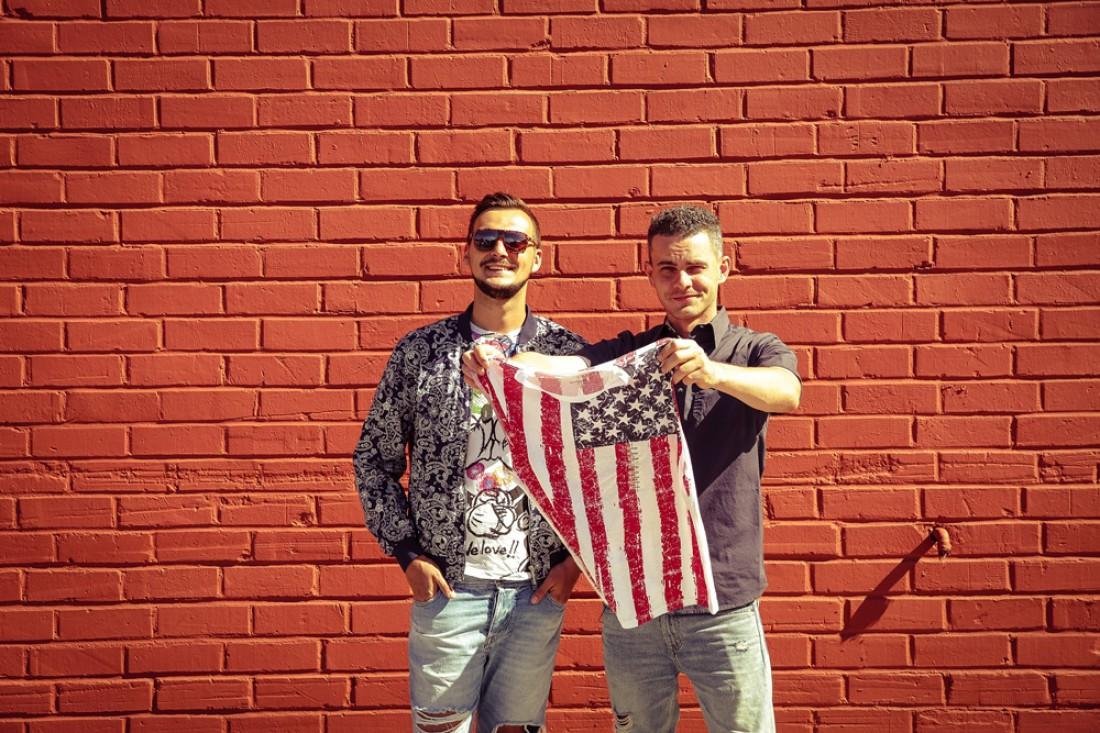 Илья и Евгений