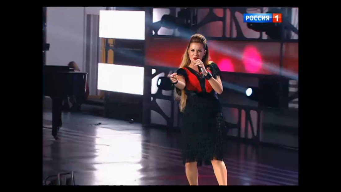 Новая волна 2016 первый конкурсный день: Галина Безрук