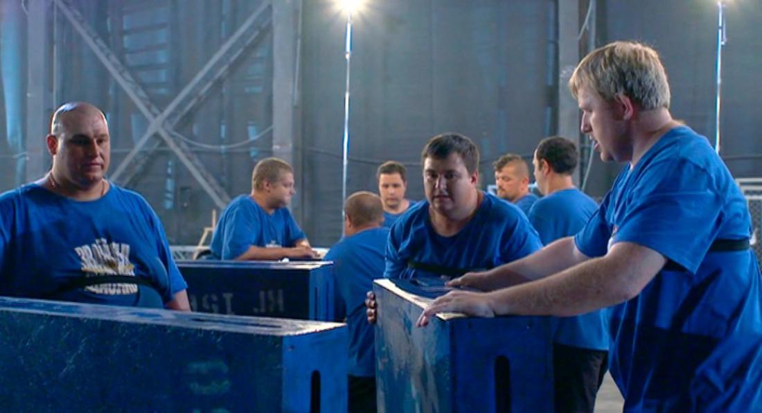 Зважені та щасливі 6 сезон: участники должны были разгадать загадку с плитами