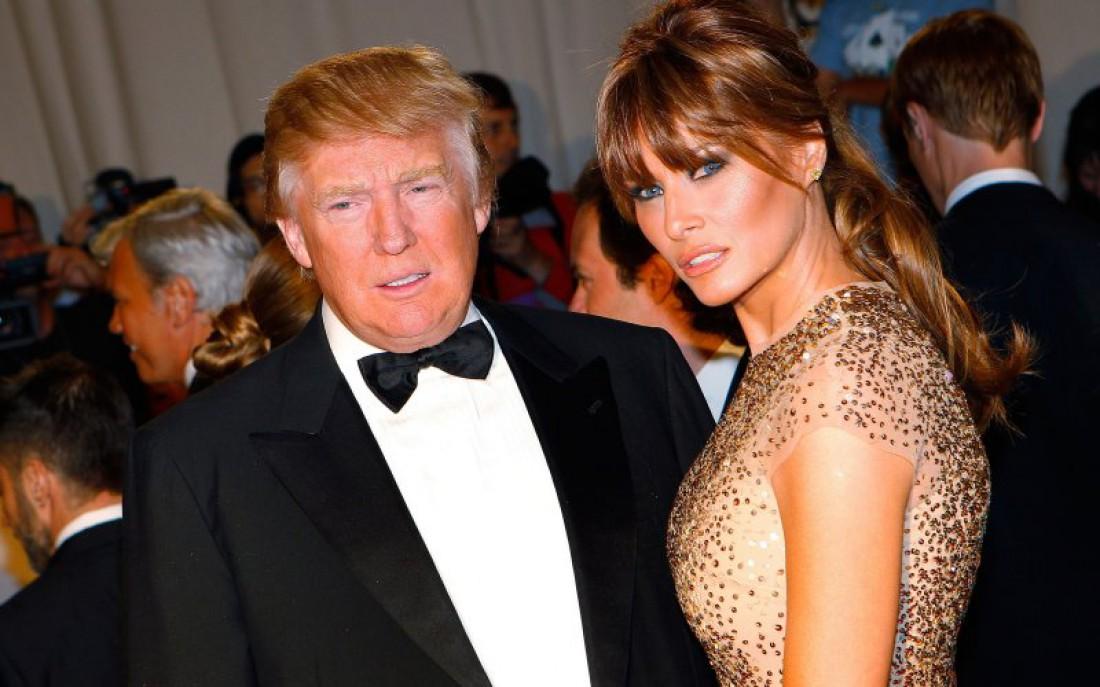 фото трамп жена