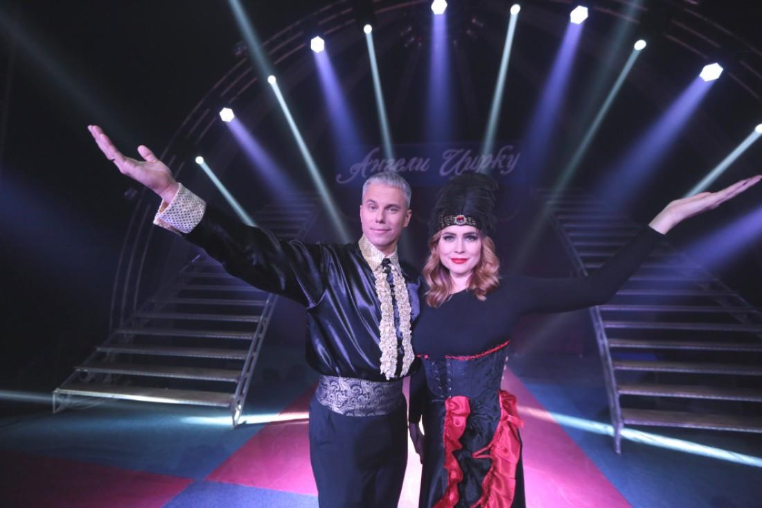 Андрей Доманский и Анастасия Даугуле