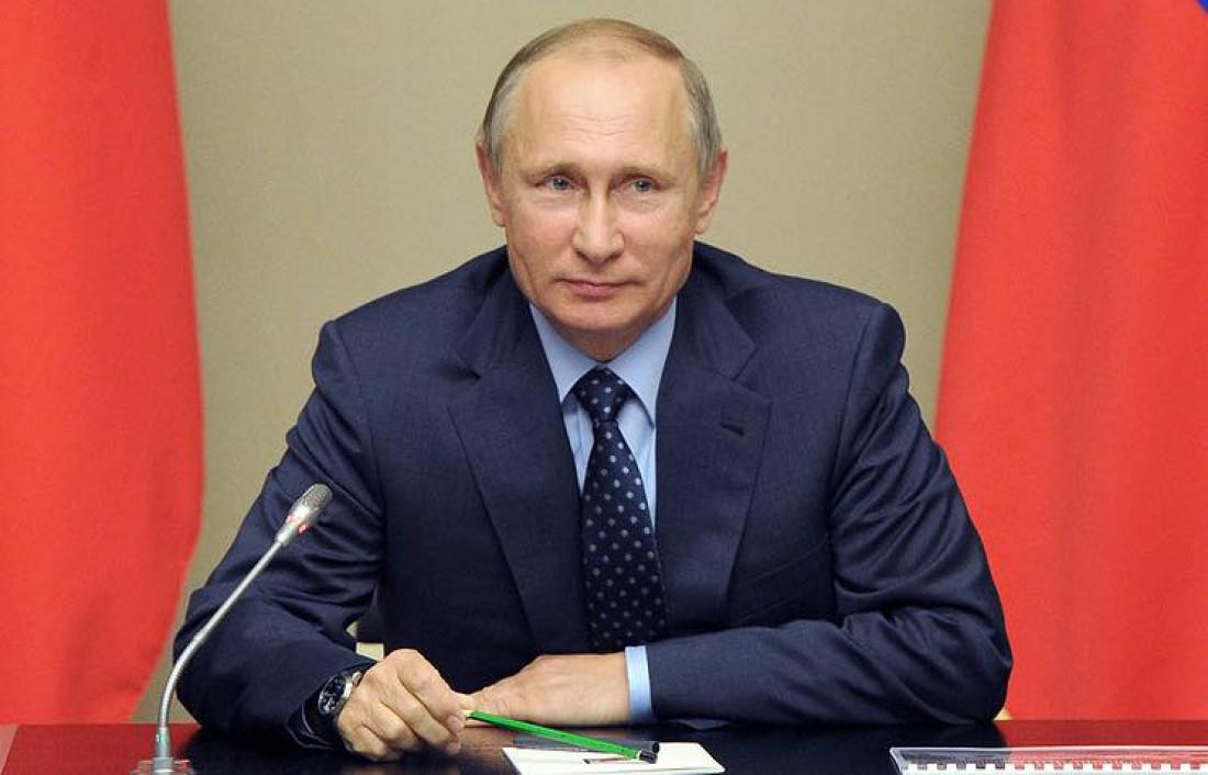 Владимир Путин – президент России