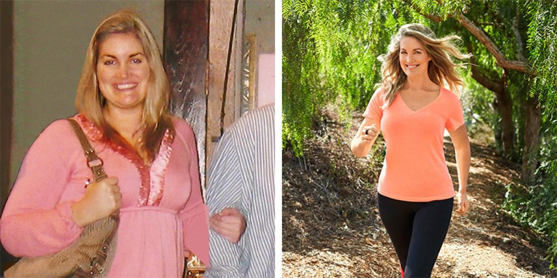 Натали до и после похудения