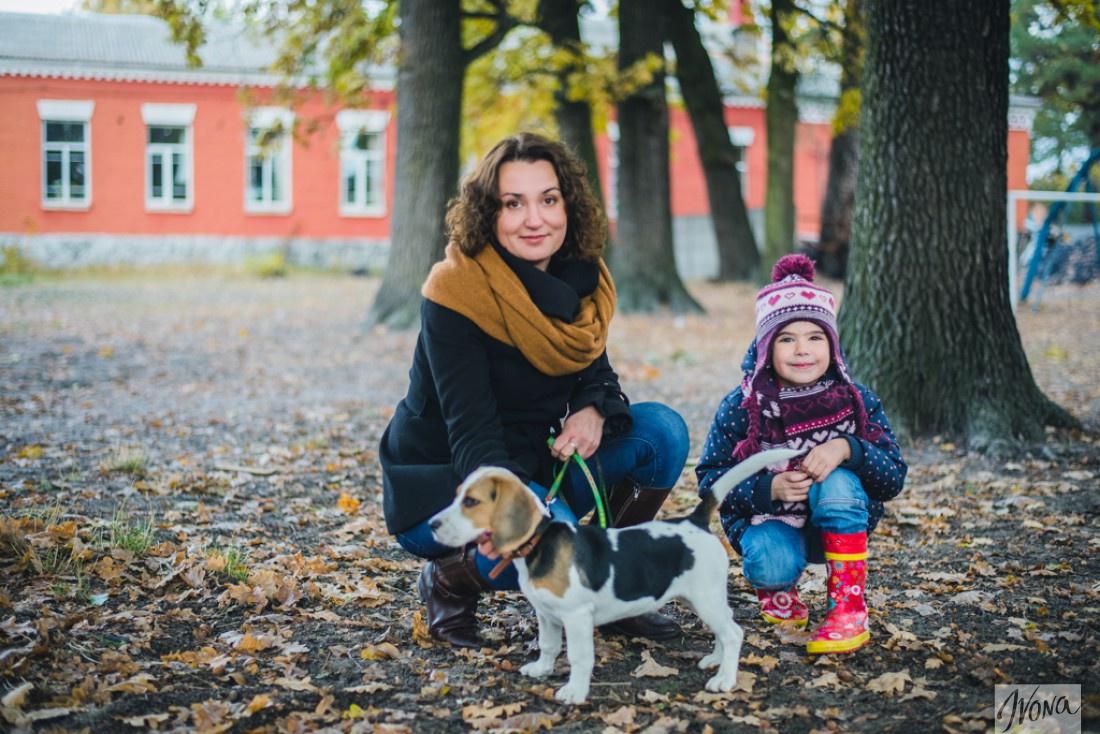 Ксения Сидоренко воспитывает шестилетнюю дочь Иванну