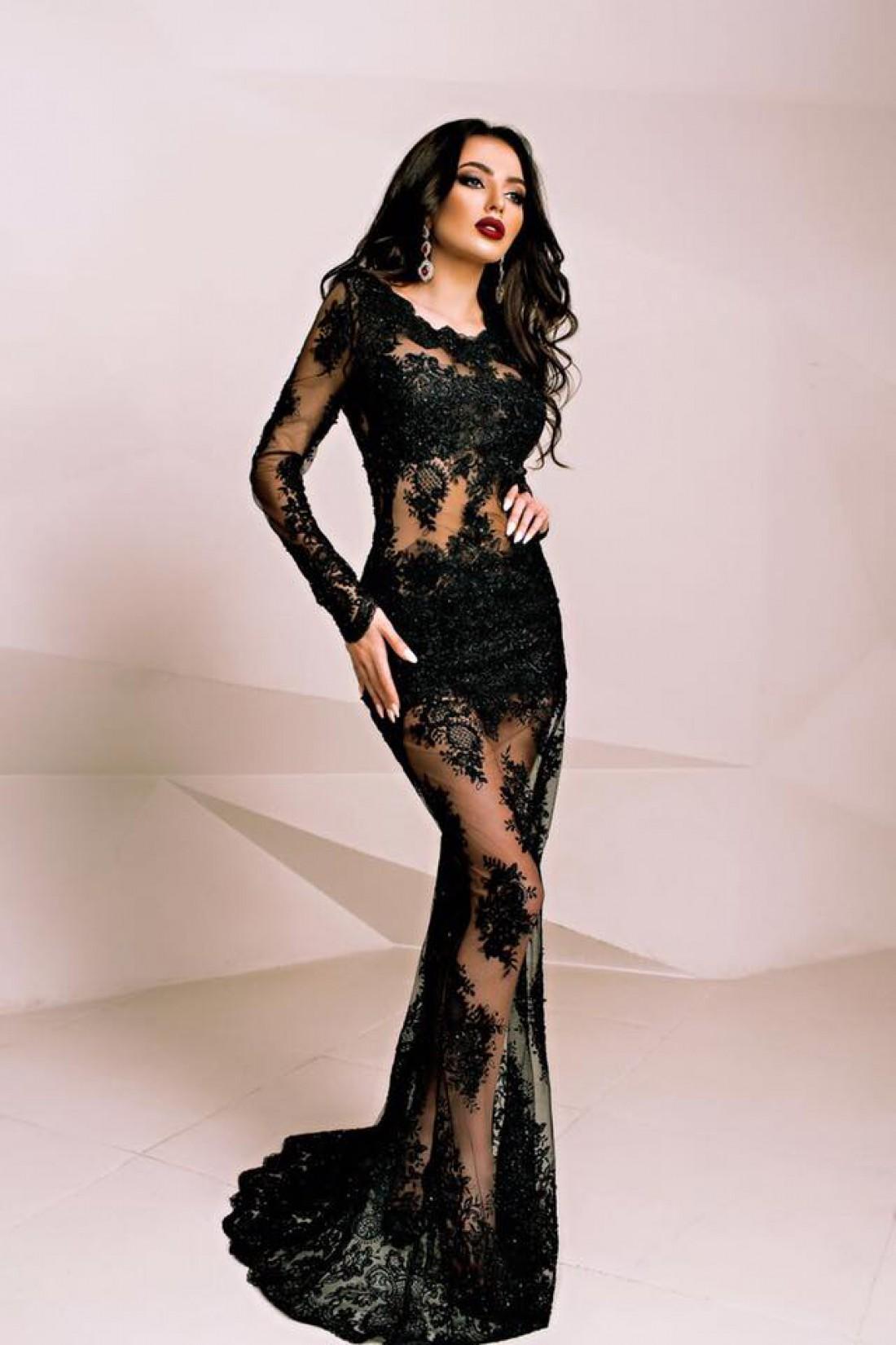 Платье для Миссис Мира