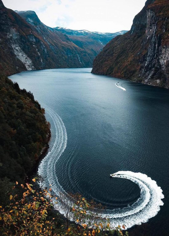 Страна викингов, фьордов и северных сияний: Красивейшие места Норвегии