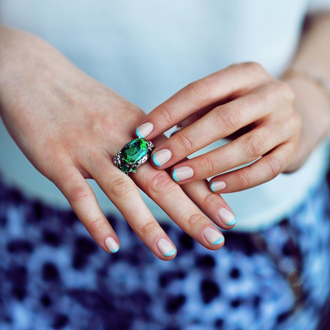 Укрепить ногти можно в домашних условиях