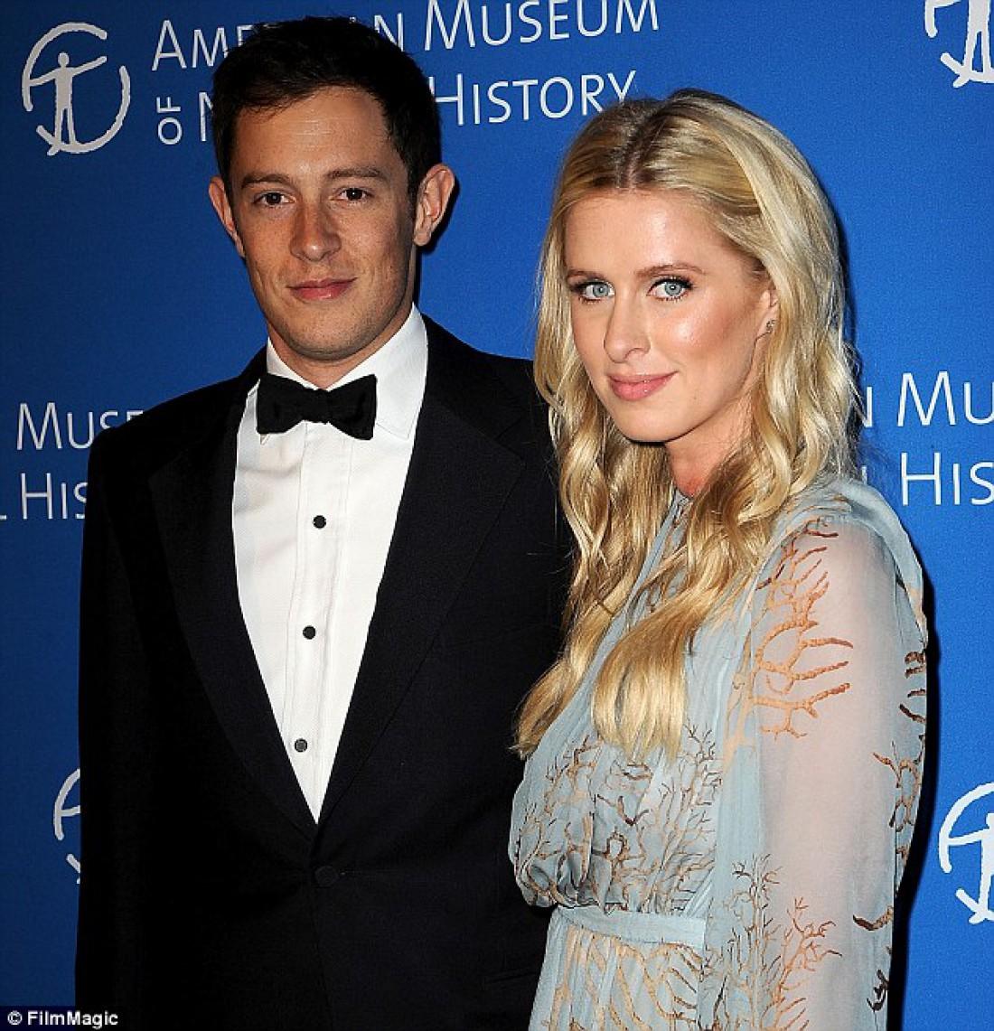 Ники с мужем