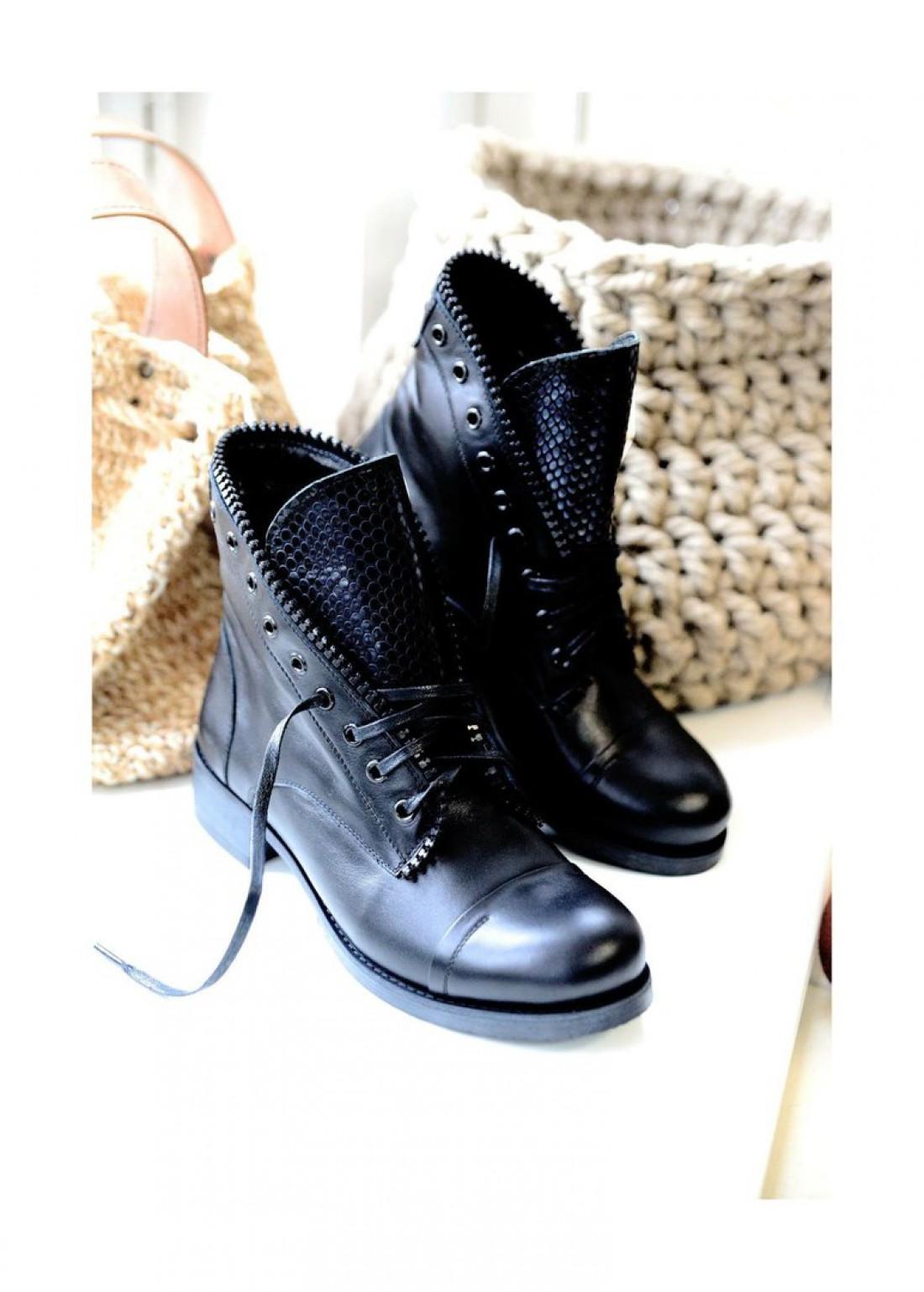 Ботинки от мастерской обуви Хамелеон