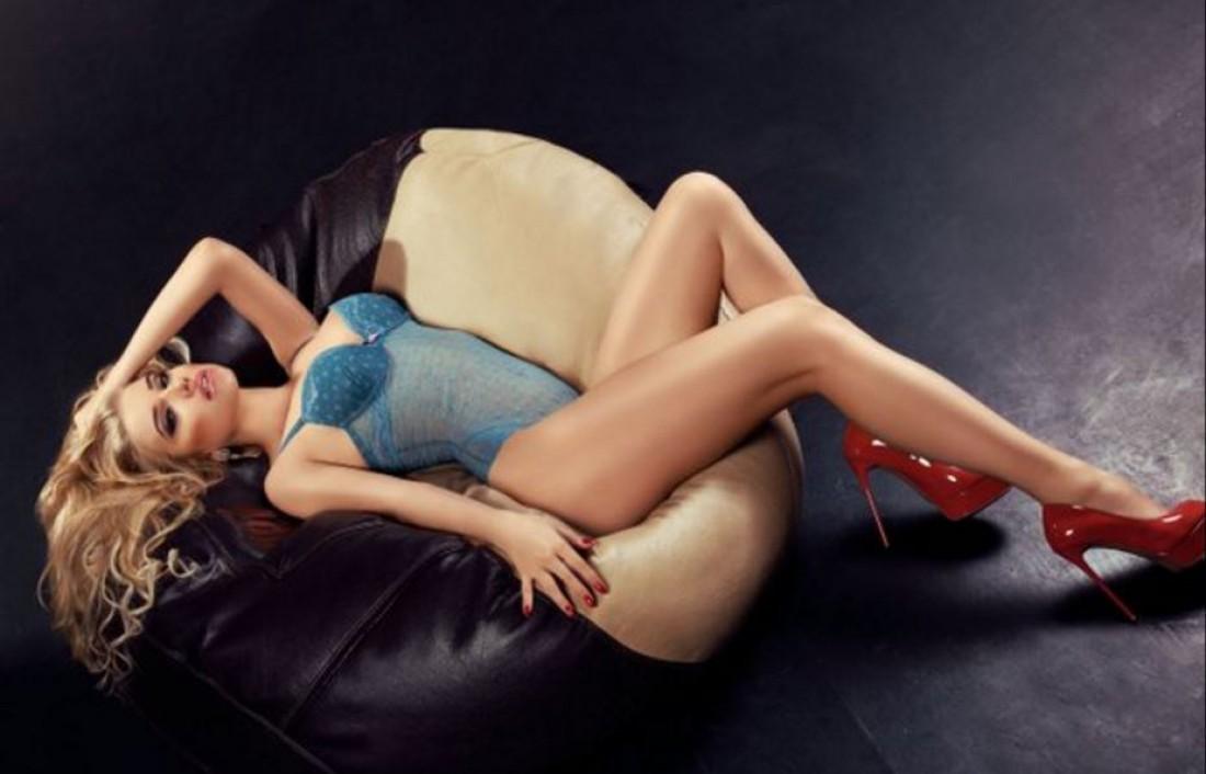 ВЧехии Playboy признал украинку девушкой года ифото