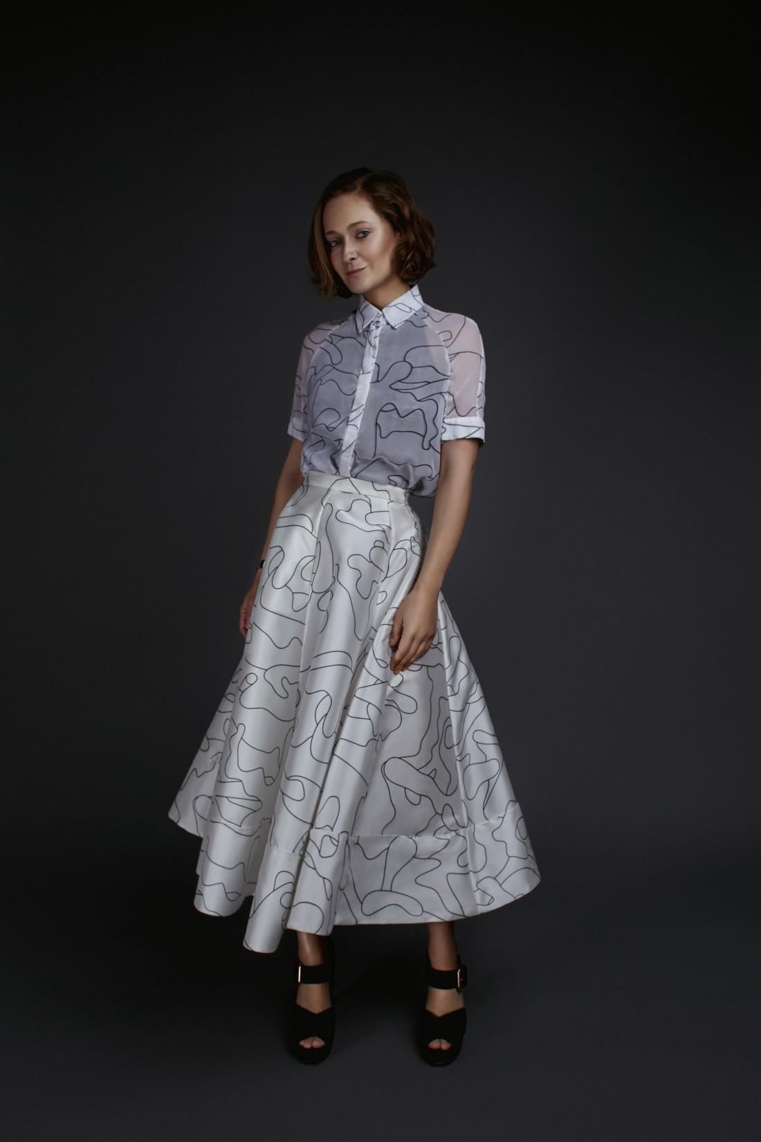 Дарья Шаповалова для #FashionForCharity