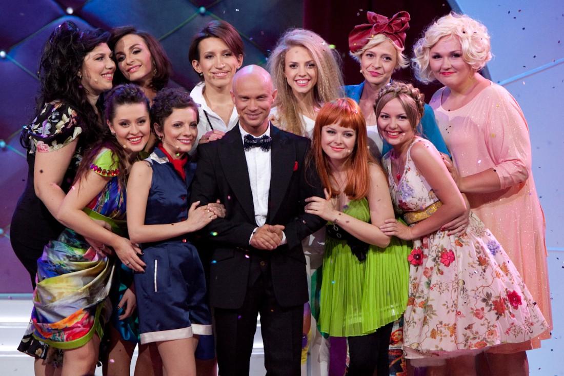 Comedy Woman выступили вКиеве, невзирая наконцерты вКрыму— Двойные стандарты