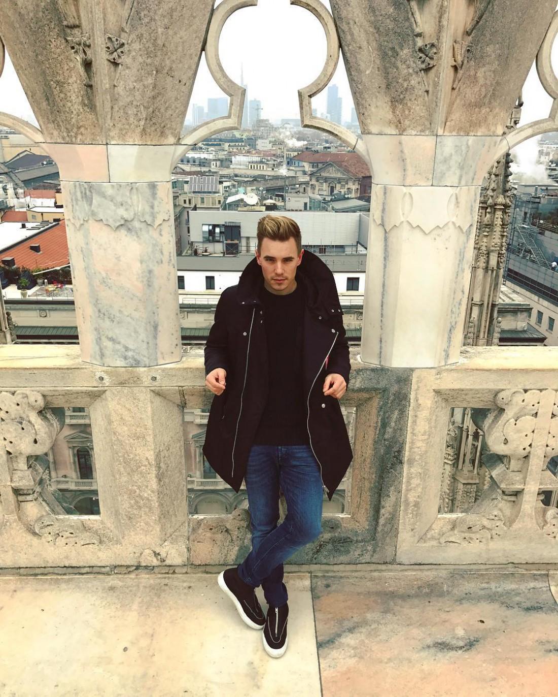 Вадим Олейник записывает новый альбом