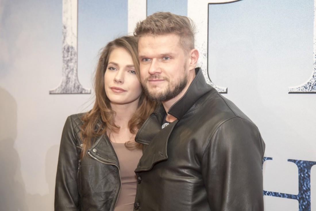 Антонина Паперная и Владимир Яглыч пока не готовы официально оформить свои отношения