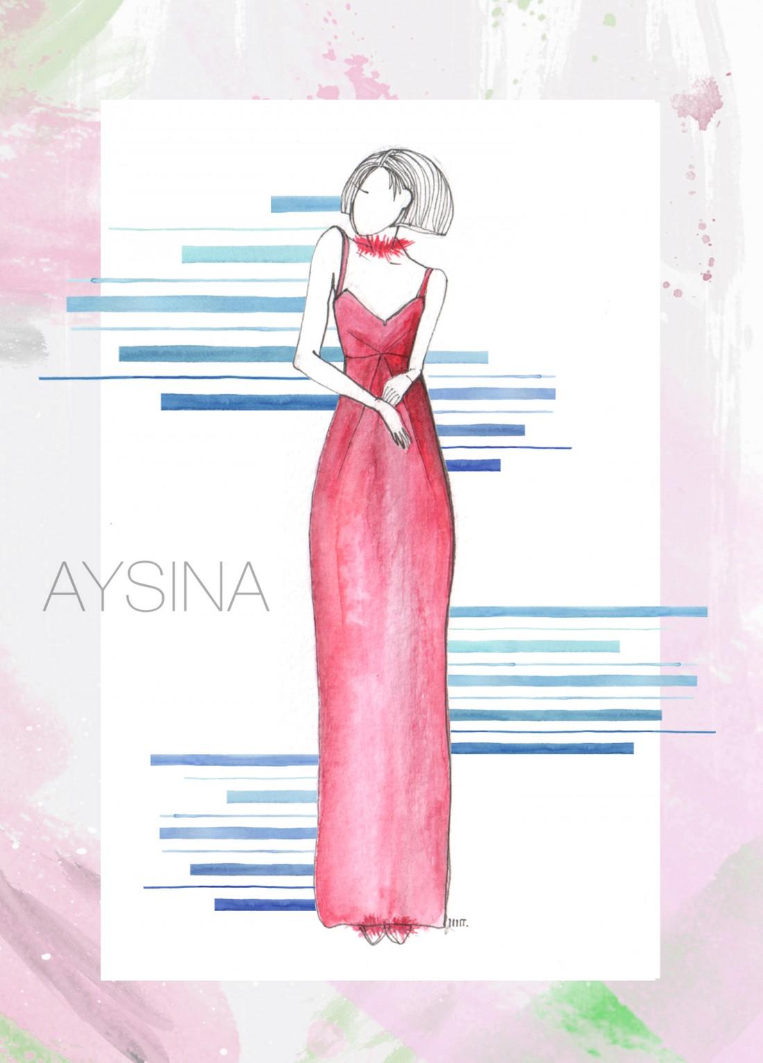 Иллюстрации Лилит Саркисян для AYSINA