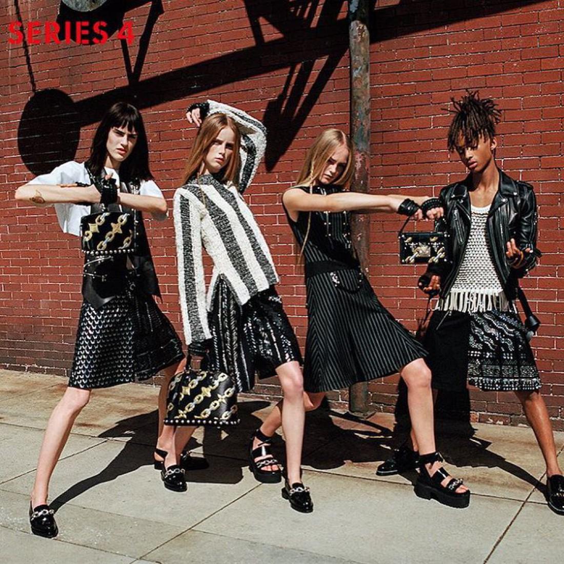 Джейден Смит стал новым лицом рекламной кампании Louis Vuitton