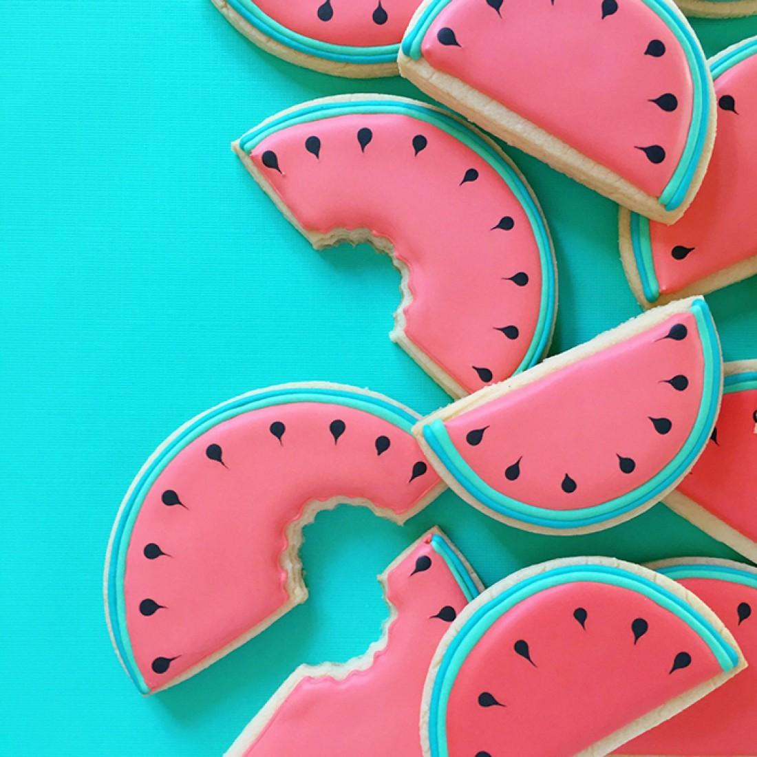 Печенье от графического дизайнера