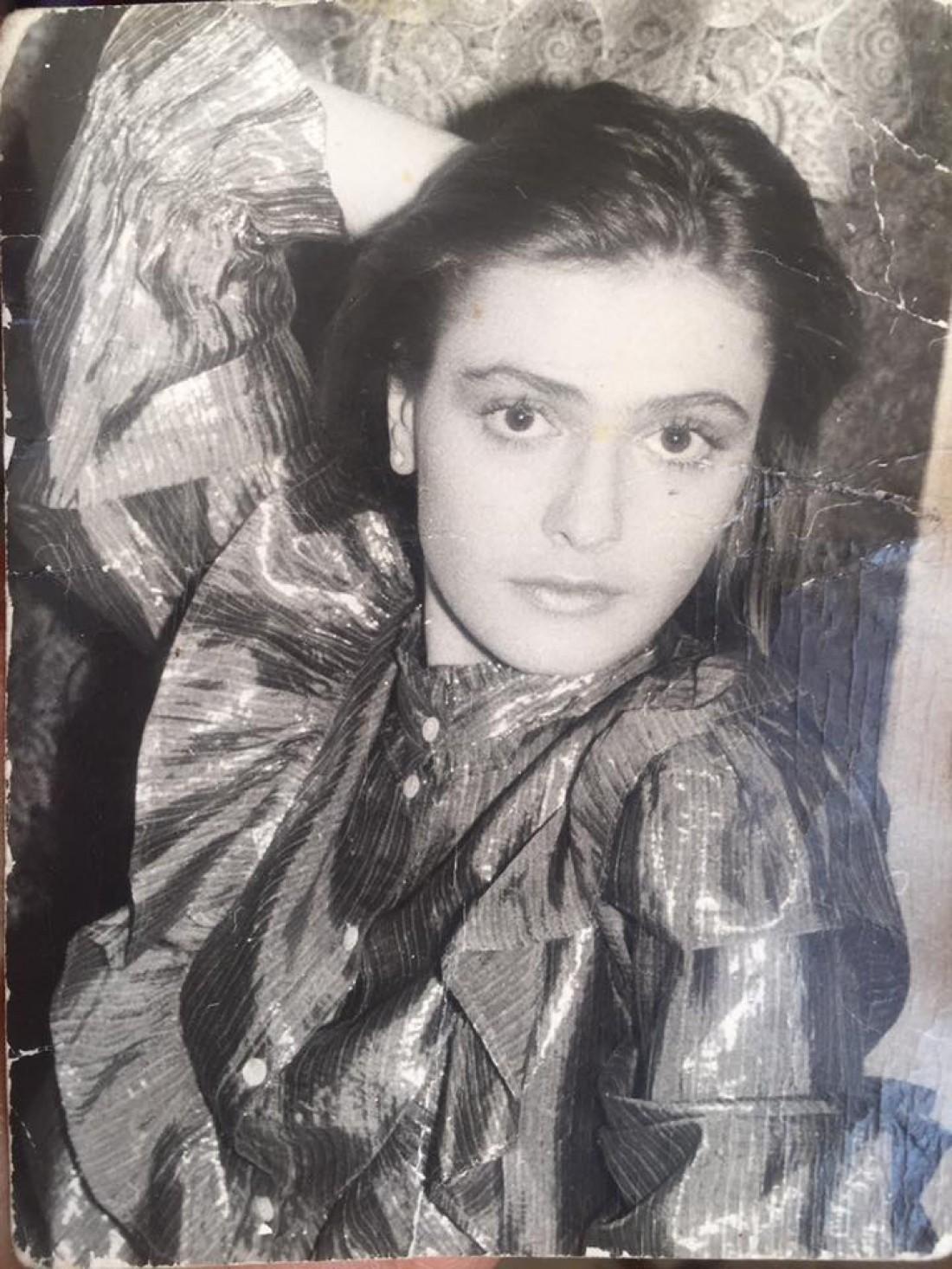 Актриса в 20 лет