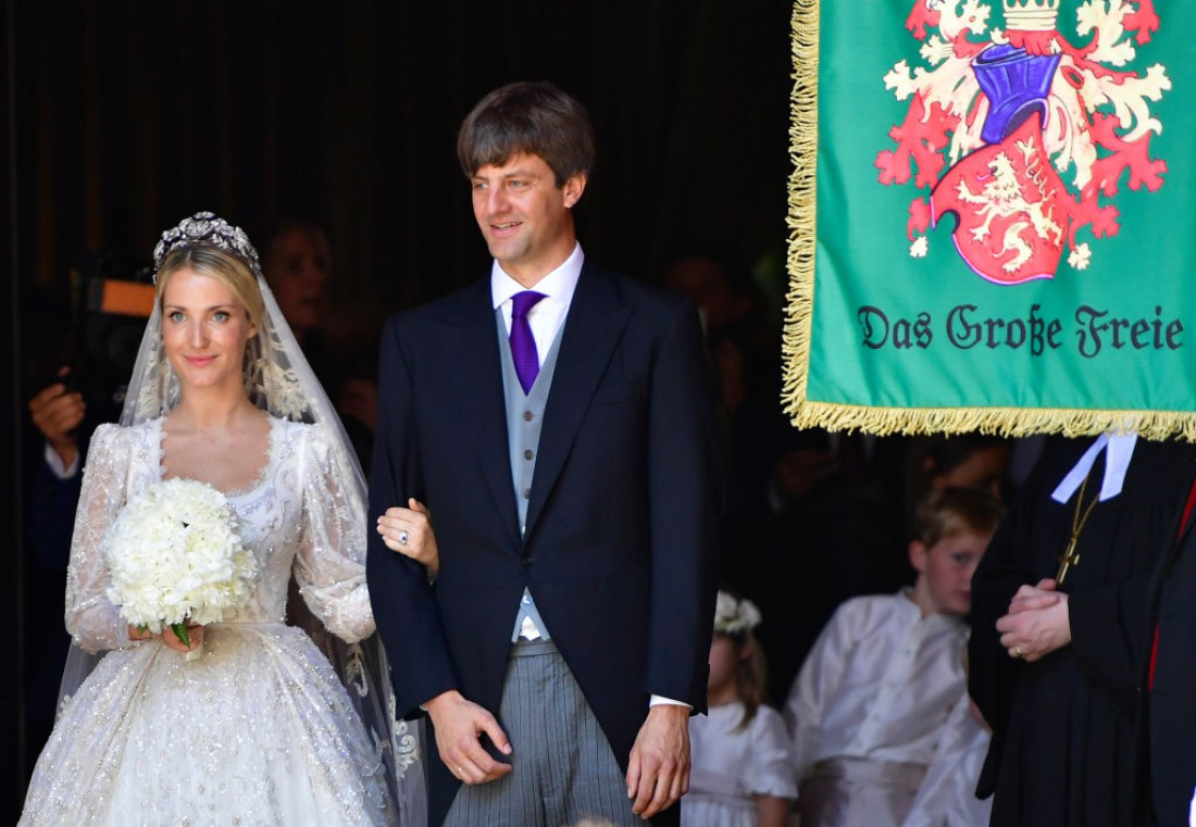 Свадьба Екатерины Малышевой и принца Эрнста Ганноверского