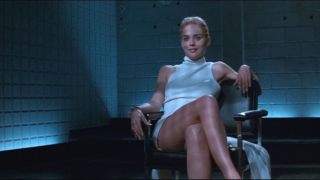 Основной инстинкт видео секса