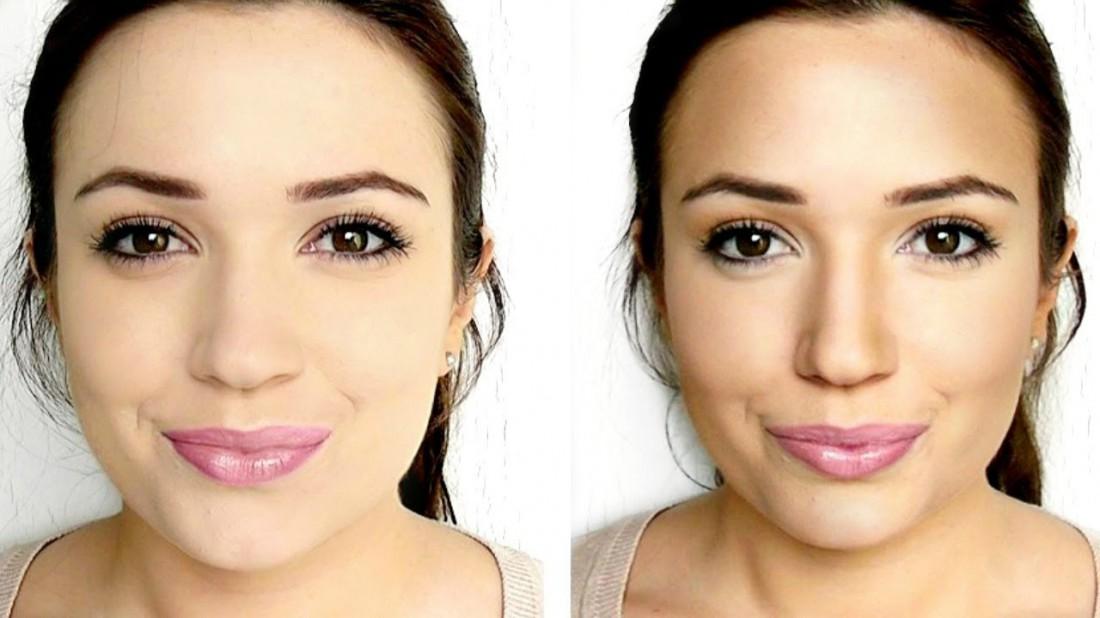 Контуринг может моментально преобразить лицо