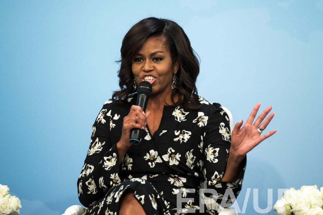 Первая леди США – Мишель Обама