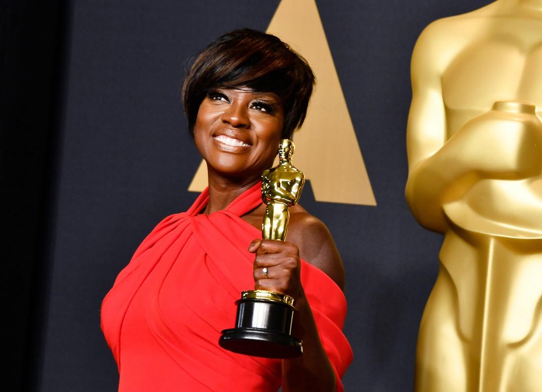 Оскар 2017: Виола Дэвис