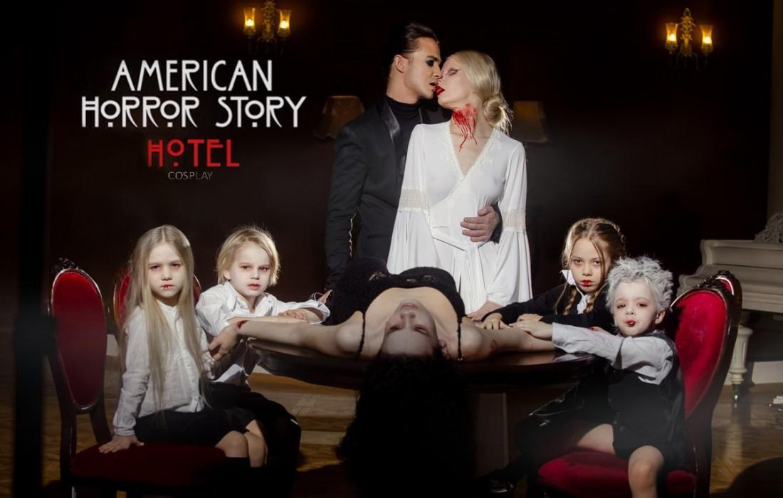 Постер из сериала Американская история ужасов