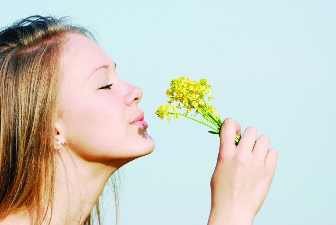 Аллергия на цветение и пыльцу проходит особенно тяжело