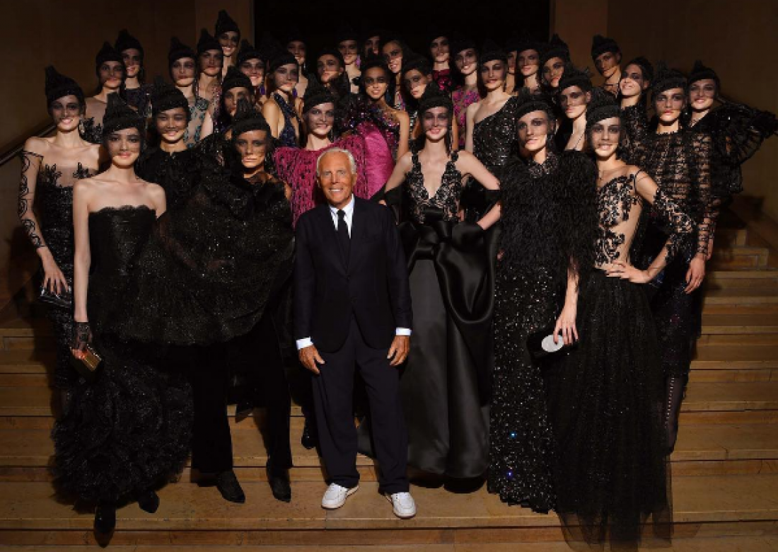 Mystery от Armani: новая коллекция бренда