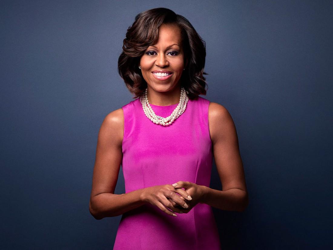 Мишель Обаму признали иконой стиля