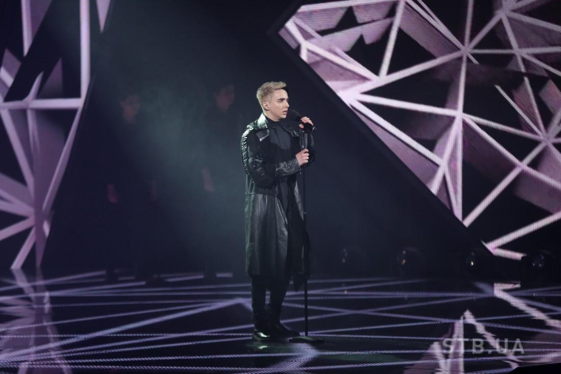 Отбор на Евровидение 2017 от Украины: MELOVIN