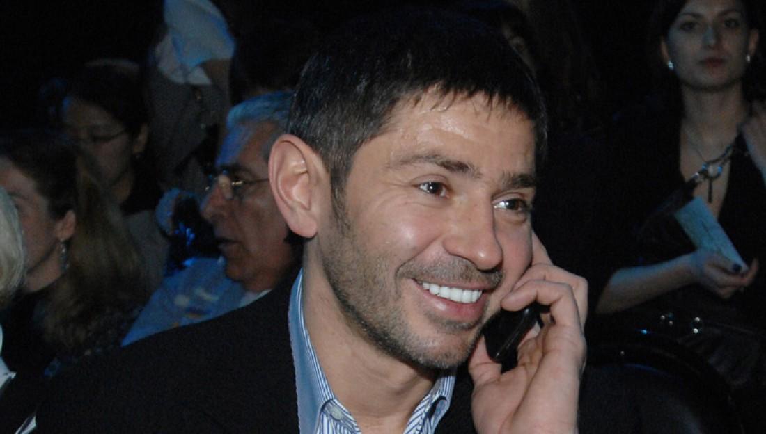 Актер Валерий Николаев