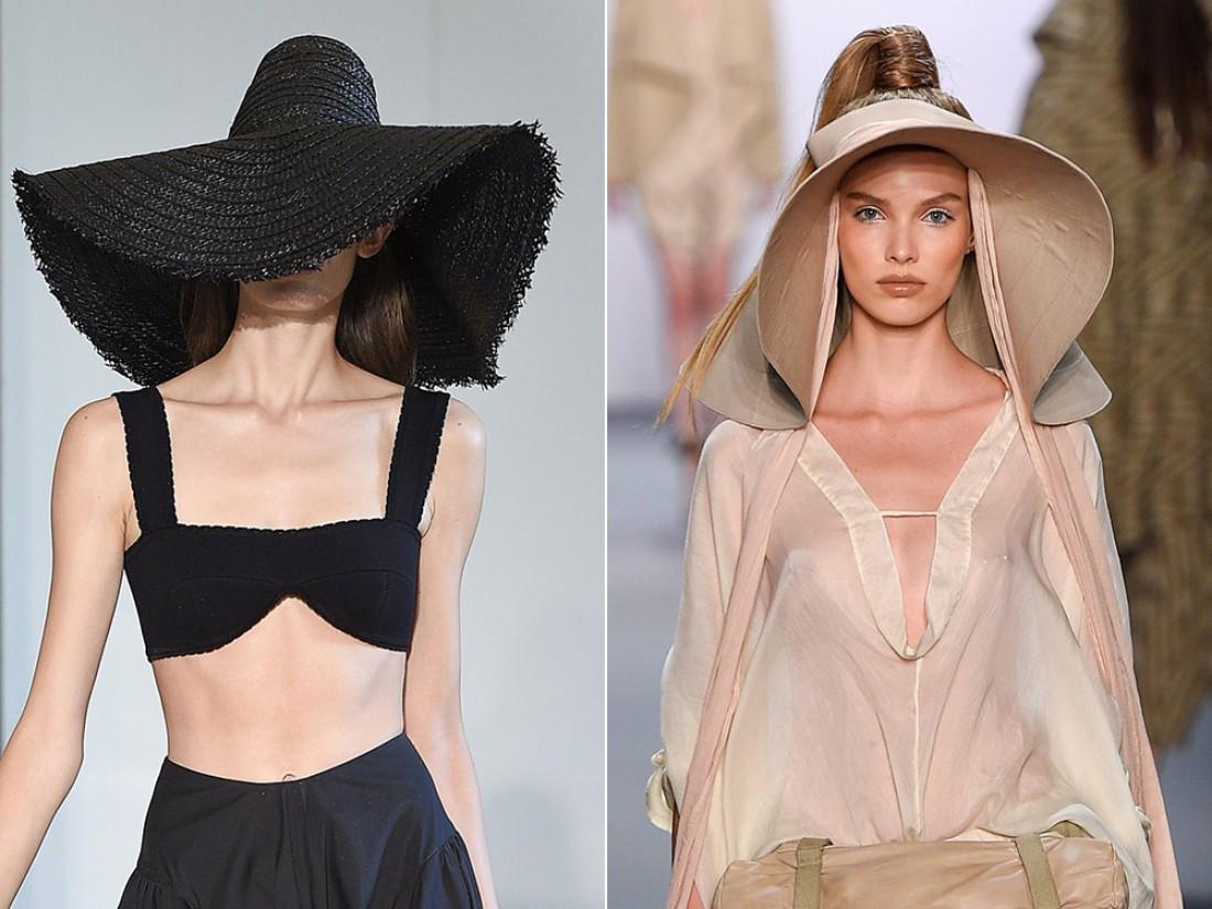 Береги голову : модные головные уборы