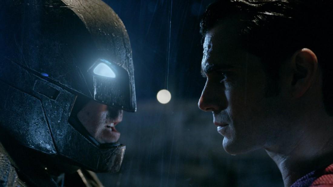 Бэтмен против Супермена: кадр из фильма