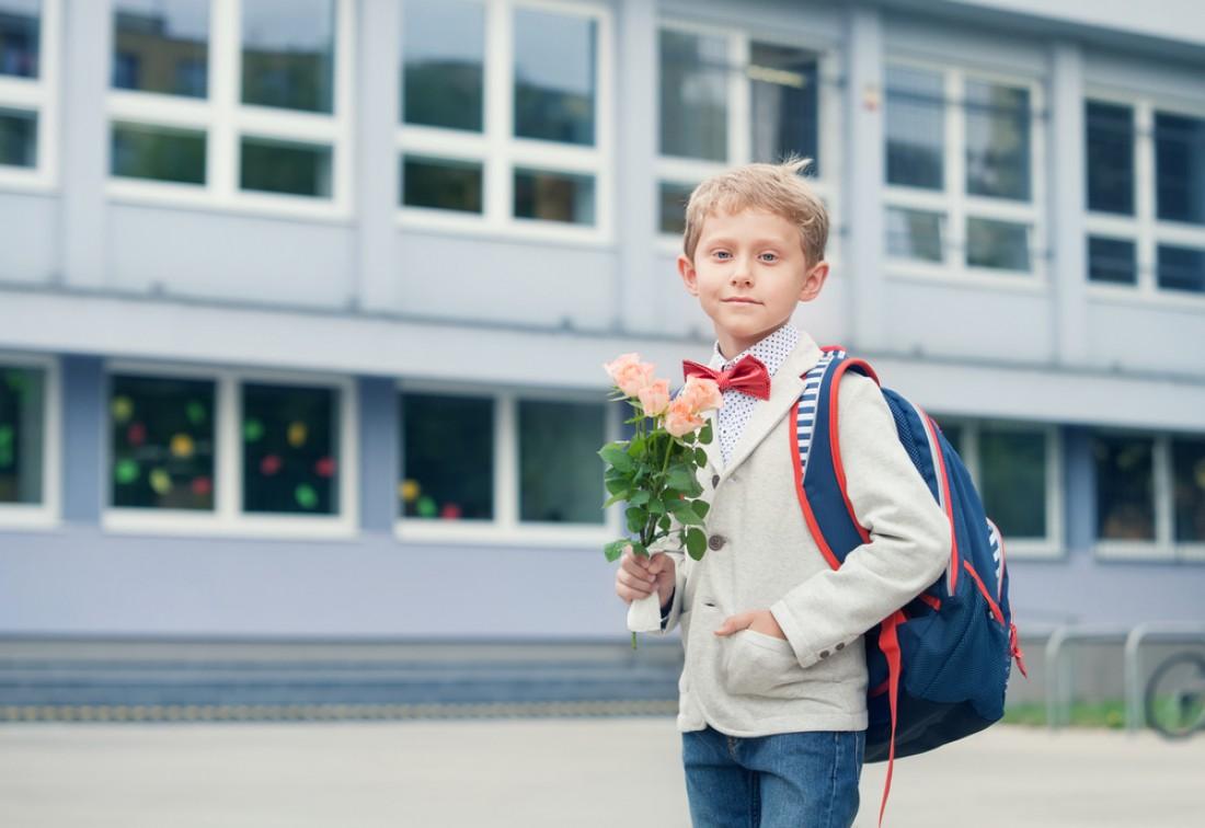 1 сентября: поздравления для школьника