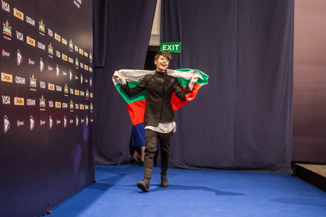 Финал Евровидения 2017: представитель Болгарии – Кристиан Костов