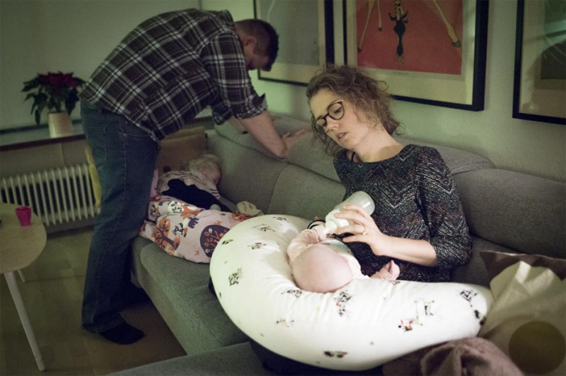 Жизнь мамы с мышечной недостаточностью