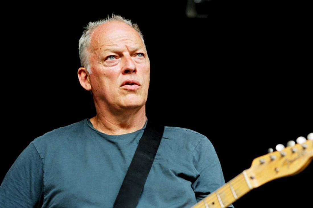 Лидер группы Pink Floyd Дэвид Гилмор