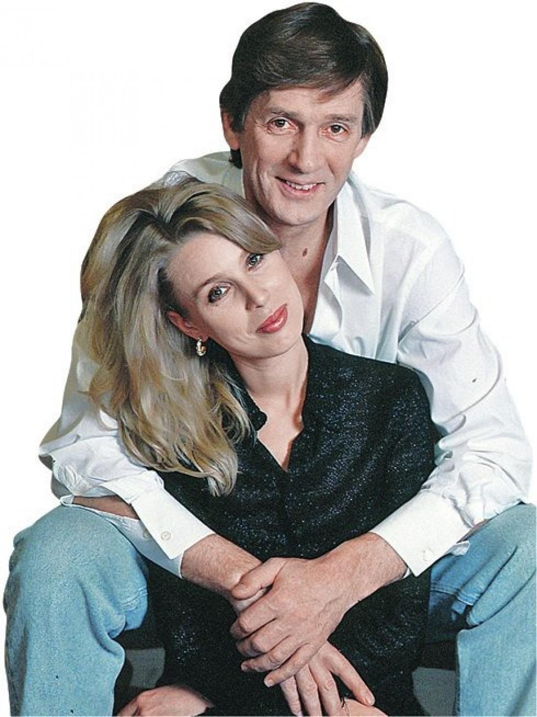 Галина и Александр