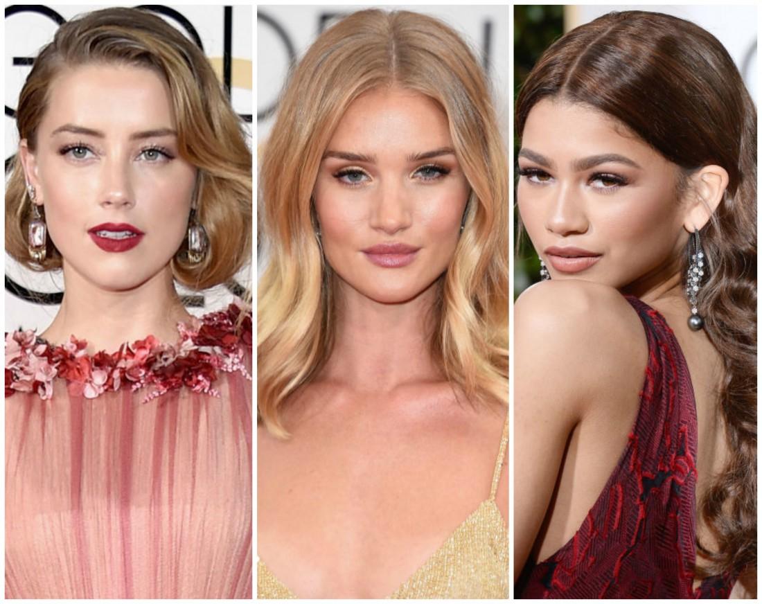 Лучшие beauty-образы звездных модниц